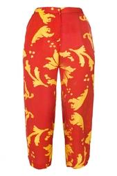 Шелковые брюки Tata Naka