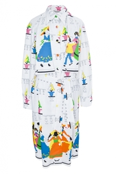 Шелковое платье (80-е гг.) - нет в наличии Lanvin Vintage