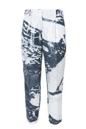 Брюки Naples Ankle Sequins Diane von Furstenberg