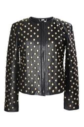Кожаная куртка Kate Gold Diane von Furstenberg