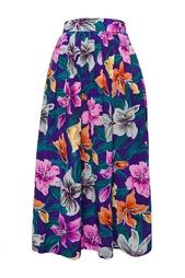 Шелковая юбка (80-е гг.) Christian Dior Vintage