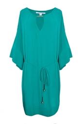Платье из вискозы Tina Diane von Furstenberg