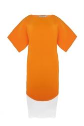 Гофрированное платье Stella Mc Cartney