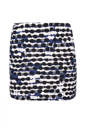 Хлопковая юбка Nelly Diane von Furstenberg