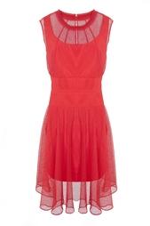 Шифоновое платье Carven