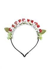 Ободок Цветы Les'