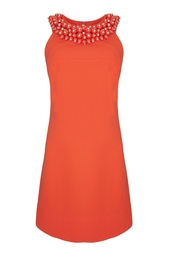 Платье Ceecee Enamel Beading Diane von Furstenberg