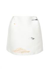 Шелковая юбка Vika Gazinskaya