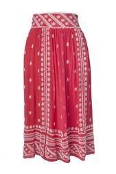 Шелковая юбка Isabel Marant
