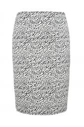 Хлопковая юбка Diane von Furstenberg