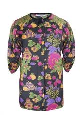 Шелковый костюм (70-е гг.) - нет в наличии Yves Saint Laurent Vintage