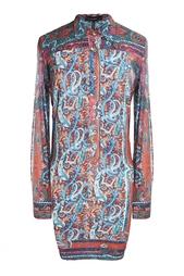 Платье из вискозы Isabel Marant