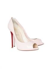 Кожаные туфли Flo 120 Christian Louboutin