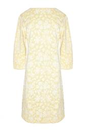 Платье из хлопка и шелка (60-е гг.) Yves Saint Laurent Vintage