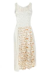 Шелковое платье Suno