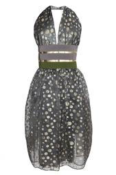 Платье из органзы (60-е гг.) Lanvin Vintage