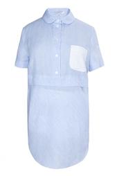 Льняная рубашка Carven