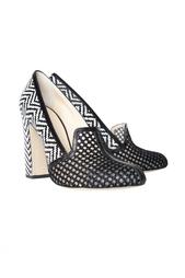Кожаные туфли Lucinda Bionda Castana