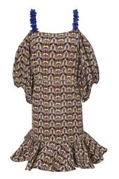 Платье из шелка Lublu Kira Plastinina