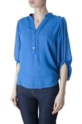 Блуза из искусственного шелка Diane von Furstenberg