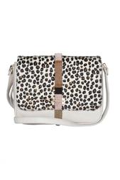 Кожаная сумка Lizzie Fortunato