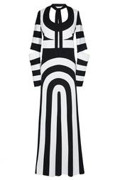 Платье из вискозы Marc Jacobs