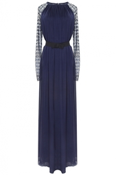 Шелковое платье Temperley London