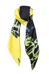 Шелковый шарф Silk Twill 35x35 Square Diane von Furstenberg