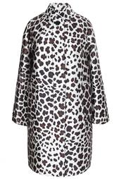 Шелковое пальто Marc Jacobs