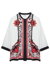 Шелковая блузка Alice by Temperley