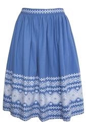 Хлопковая юбка Suno