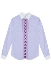 Хлопковая рубашка Tata Naka