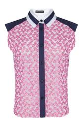 Хлопковая блузка Ostwald Helgason