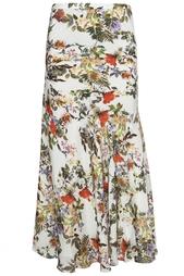 Шелковая юбка Haute Hippie