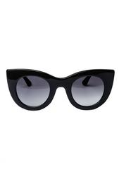 Солнцезащитные очки в черной оправе Orgasmy Thierry Lasry