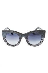Солнцезащитные очки в темной оправе Orgasmy Thierry Lasry