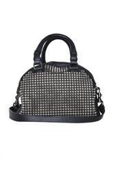 Кожаная сумка Panettone Small Christian Louboutin