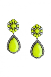 Серьги Roma earring Shourouk