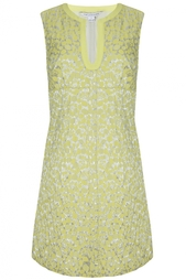 Платье из искусственного шелка Sandine Baloon Diane von Furstenberg
