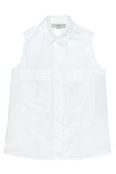 Хлопковая блузка Stella Mc Cartney