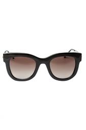 Солнцезащитные очки в черной оправе Sexy Thierry Lasry