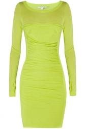 Платье из вискозы и шелка Lerosa Diane von Furstenberg