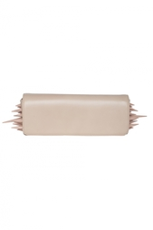 Кожаный клатч Marquise Clutch Calf Paris/Spikes Christian Louboutin