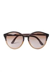 Солнцезащитные очки в  коричневой оправе Stella Mc Cartney