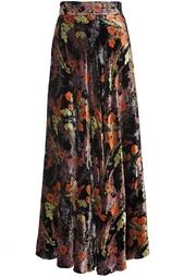Винтажная юбка (80-е гг.) Emanuel Ungaro Vintage