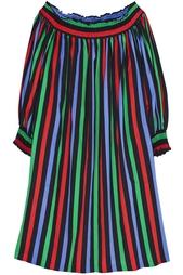 Хлопковое платье (70-е гг.) - нет в наличии Yves Saint Laurent Vintage