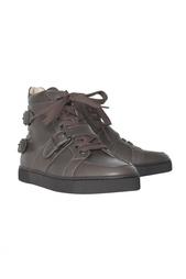 Мужские ботинки Mickael Flat Calf Christian Louboutin