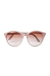 Солнцезащитные очки в светло-розовой оправе Stella Mc Cartney