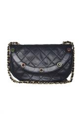 Кожаная сумка (70-е гг.) Chanel Vintage