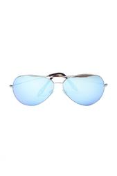 Солнцезащитные очки с голубыми стеклами Victoria Beckham